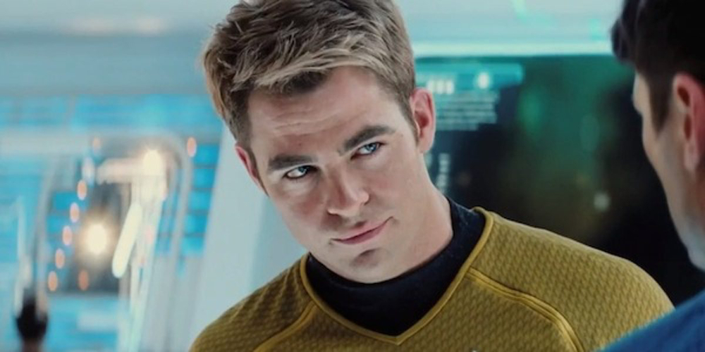 Captain Kirk on the prime directive