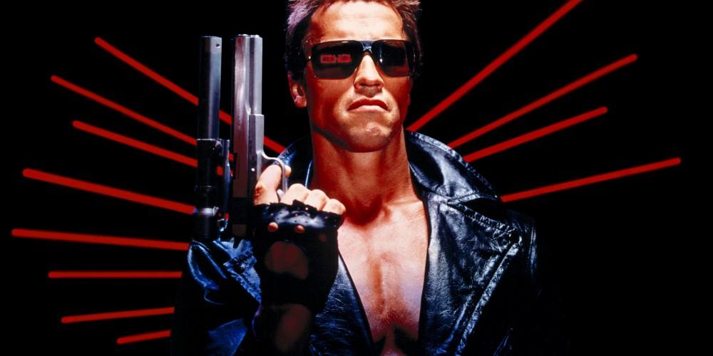 A machine called Terminator